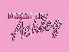 Sexy, British, big-titted Ashley