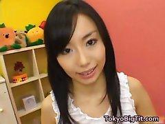 Hina Hanami great real asian model part6