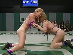 Hot pretty babe dominated