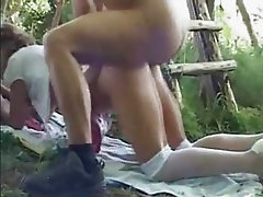 Amateur In The Forest