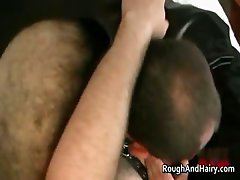 Kinky gay scene with two dudes part1