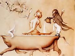 The Erotic  Imaginary Realism of Michael Parkes