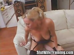 Teacher Gets a Slut Training Lesson