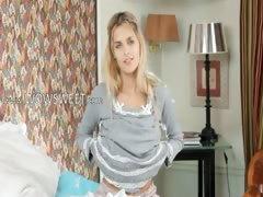 sweet sasha undress her anal