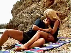 Kelly Trump Sex on the Beach - German Pornstar