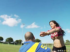 Rugby Boobs
