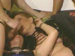 granny orgy part 2