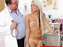 Venus Devil vagina exam in unlicensed gyno clinic