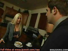 Gina Lynn fucks her employer for a promotion and pay raise