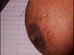 very hairy JADE - bikini