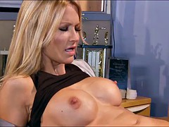 rough sex in the office with the horny jessica drake