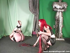 Mistress Melissa Whipping