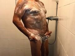 Penis shower