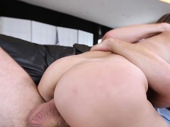 Lustful and super tiny Mia Scarlett gets fucked