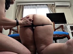 Subtitled japanese cult body fat bbw extreme high definition
