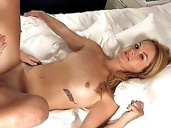 Sex video. Hilary Anal