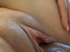 Pumping Elsa Jean with a big ass creampie