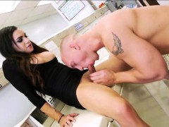 Ts Madison Montag analed by laundryguy