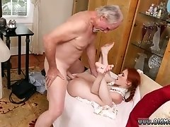 Teen gives old man rimjob and old pussy masturbate Online Hook-up