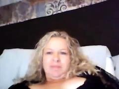 Busty Emilianna Spunked On Her Big Boobs