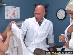 Brazzers - Doctor Adventures - Christie Stevens Jacky Joy Johnny Sins - F is for Fucked