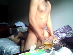Some horny dude fucking friends wife