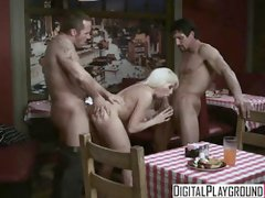 Digital Playground - Brooke Haven, Marcus London & Tommy Gunn - Three-Way