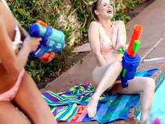 August Cherry of the Month Charlotte Stokely has had enough of Aiden Ashleys shenanigans