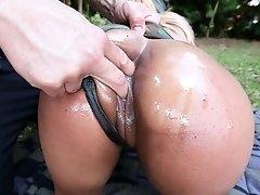 Big Booty Recruit