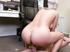 Trickery April ONeil tricked into sex with a security guard