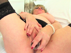 An older woman means fun part 73