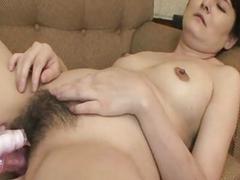 Keiko Fukagawa  JAV Milf Sex With A Young Man