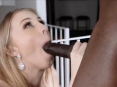 Perky Chloe cheats with a big black cock