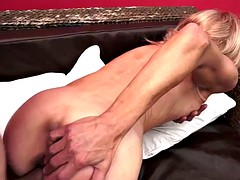 granny gets pussy toyed