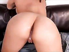 Sarah Vandella hardcore sex from behind