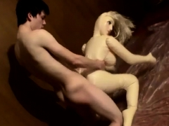 Piss slave gay porn first time A Doll To Piss All Over