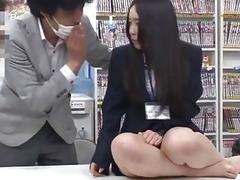 Morikawa Suzuka Told To Fuck New Male Talent In Th