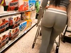 Voyeur follows a sensuous amateur babe with a heavenly ass
