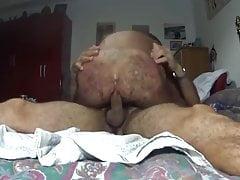 Fuck that big fat furry hole Amaizing video