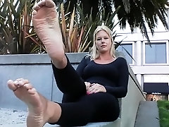 Foot fetish and extreme bastinado foot bondage