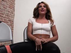 Ho gets interracial anal
