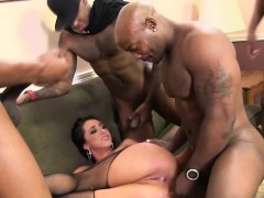 Kaylynn black group anal