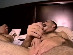 All male dick suckers gay Joes Stiff Dick Delivers