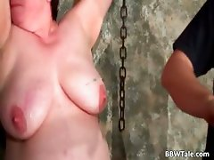 BDSM action game with BBW whore whose part2