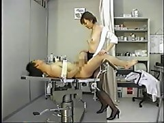 Japanese Strapon Doctor