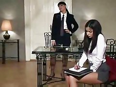 Whore Wets Herself And Gets Punished For It